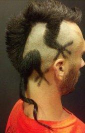iguana hair